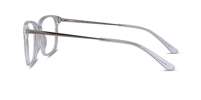 Venti Clear Acetate Eyeglass Frames from EyeBuyDirect