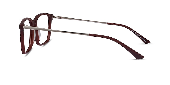 Similar Brown Acetate Eyeglass Frames from EyeBuyDirect