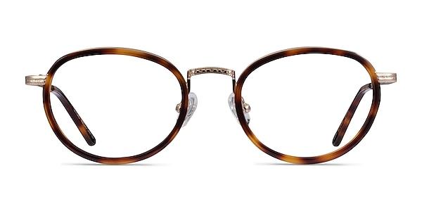 Myoko Tortoise Gold Acétate Montures de lunettes de vue