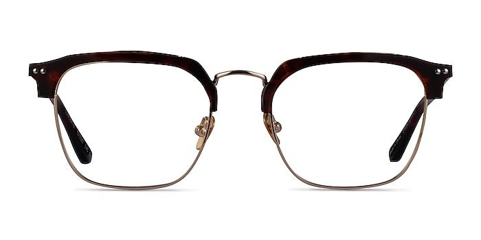 Concerto Tortoise Gold Acetate Eyeglass Frames from EyeBuyDirect