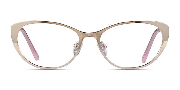 Thames Doré Acétate Montures de lunettes de vue