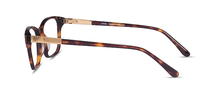 Visio Tortoise Acetate Eyeglass Frames from EyeBuyDirect