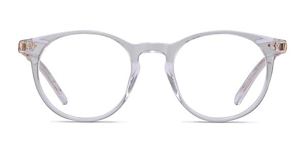 Volta Clear Acetate Eyeglass Frames