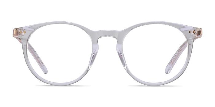 Volta Clear Acetate Eyeglass Frames from EyeBuyDirect