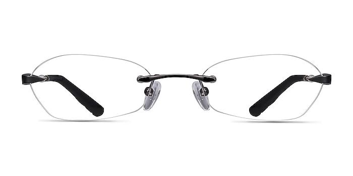 Summer Gunmetal Métal Montures de lunettes de vue d'EyeBuyDirect