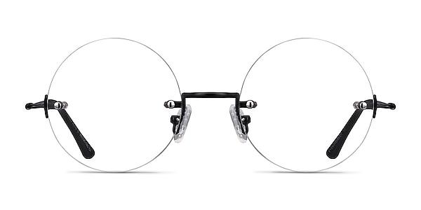 Palo Alto Noir Métal Montures de lunettes de vue
