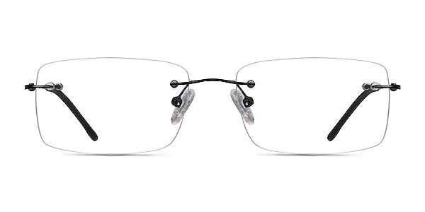 Woodrow Noir Métal Montures de lunettes de vue