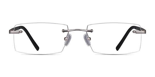 Collector Silver Metal Eyeglass Frames