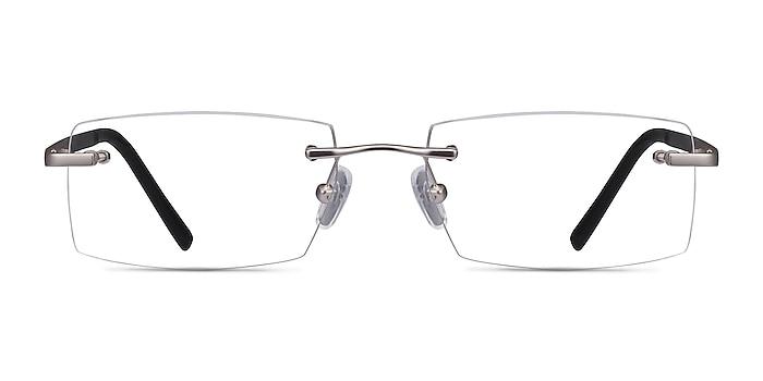 Collector Silver Metal Eyeglass Frames from EyeBuyDirect
