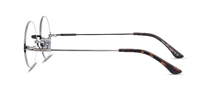 Palo Alto Bronze Metal Eyeglass Frames from EyeBuyDirect