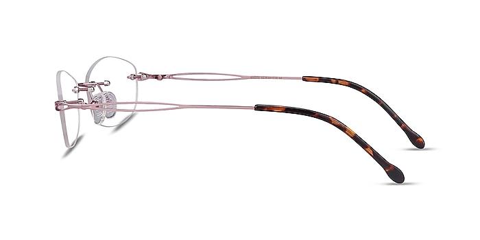 Create Violet Métal Montures de lunettes de vue d'EyeBuyDirect