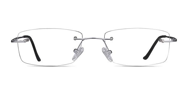 Ebb Argenté Titane Montures de lunettes de vue