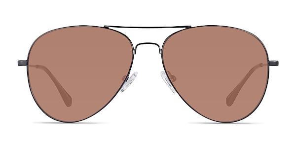 Good Vibrations Black Metal Sunglass Frames