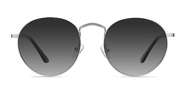 Disclosure Silver Metal Sunglass Frames