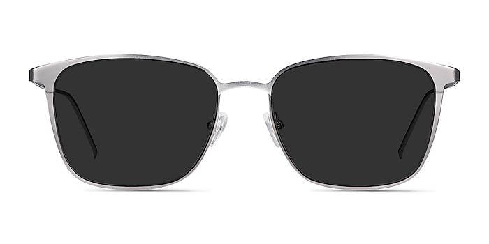 Jolt Gunmetal Metal Sunglass Frames from EyeBuyDirect
