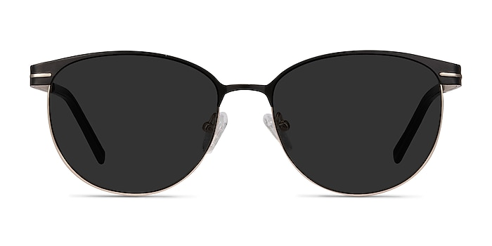 Maui Black Metal Sunglass Frames from EyeBuyDirect