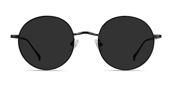 Sun Synapse Black Metal Sunglass Frames