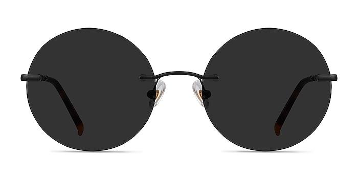Chorus Black Metal Sunglass Frames from EyeBuyDirect
