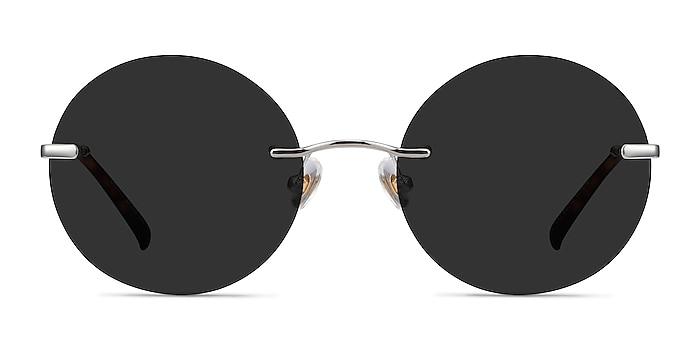 Chorus Silver Metal Sunglass Frames from EyeBuyDirect