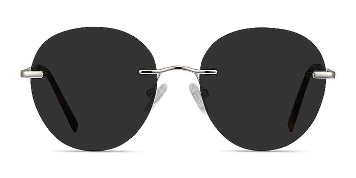 Coast Silver Metal Sunglass Frames from EyeBuyDirect