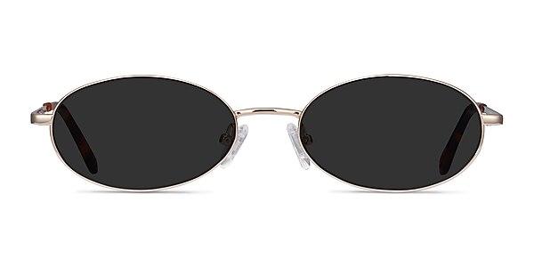 Graham Gold Metal Sunglass Frames