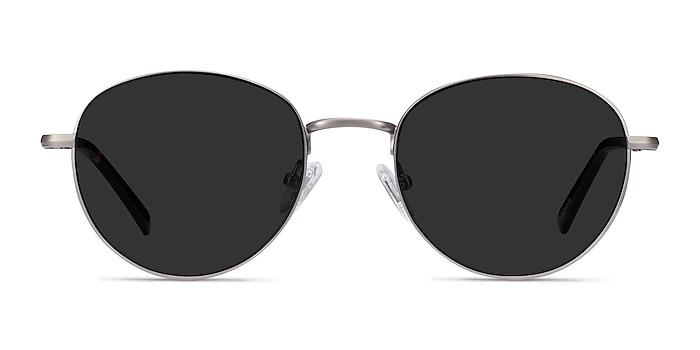 Span Gunmetal Acetate-metal Sunglass Frames from EyeBuyDirect