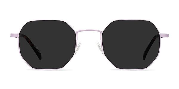 Sun Soar Lavender Metal Sunglass Frames