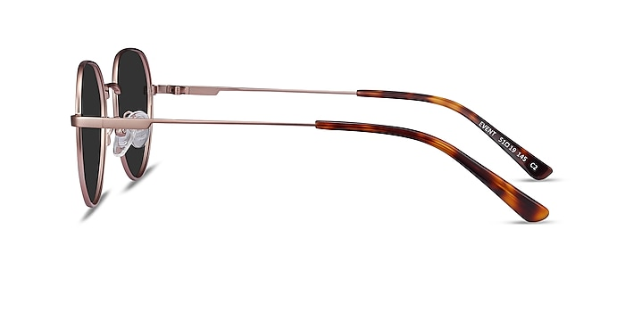 Event Rose Gold Metal Sunglass Frames from EyeBuyDirect