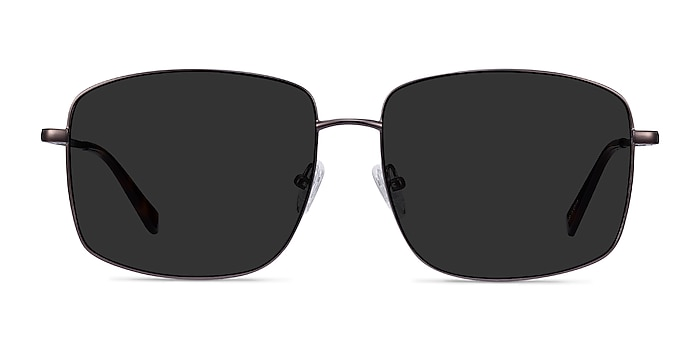 Ryker Coffee Metal Sunglass Frames from EyeBuyDirect