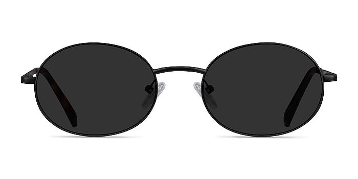 Culture Black Metal Sunglass Frames from EyeBuyDirect