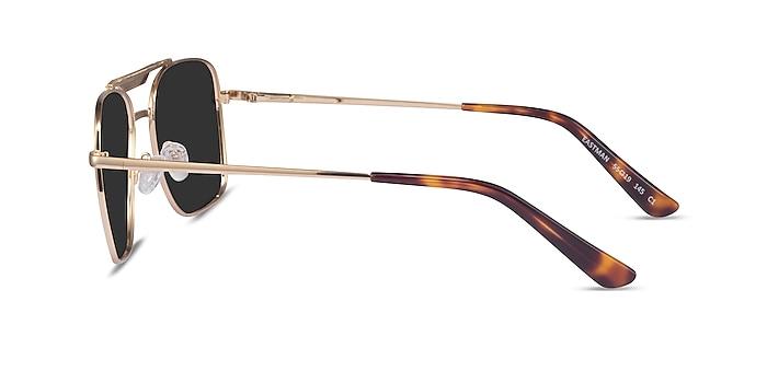 Eastman Doré Métal Soleil de Lunette de vue d'EyeBuyDirect