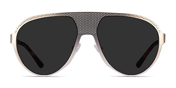 Radar Silver Metal Sunglass Frames