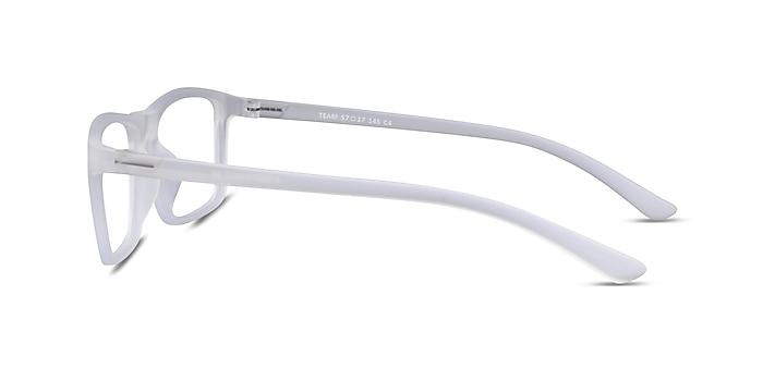 Team Matte Clear Acétate Montures de lunettes de vue d'EyeBuyDirect