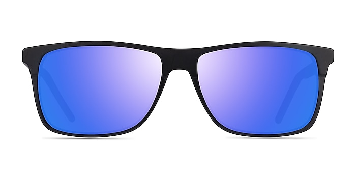 Catch Black Acetate Sunglass Frames from EyeBuyDirect
