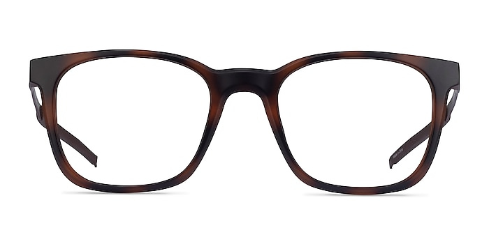 Club Tortoise Metal Eyeglass Frames from EyeBuyDirect