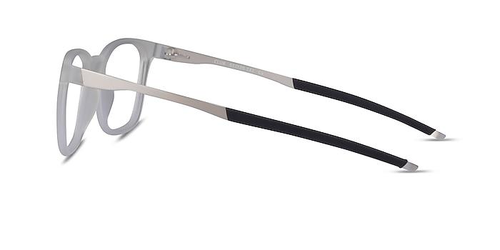 Club Clear Metal Eyeglass Frames from EyeBuyDirect