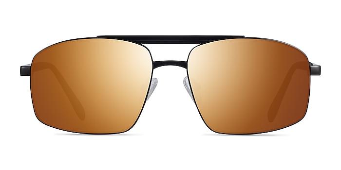 Punt Black Tortoise Acetate Sunglass Frames from EyeBuyDirect