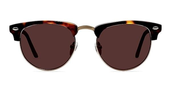 The Hamptons Golden Tortoise Acetate-metal Sunglass Frames