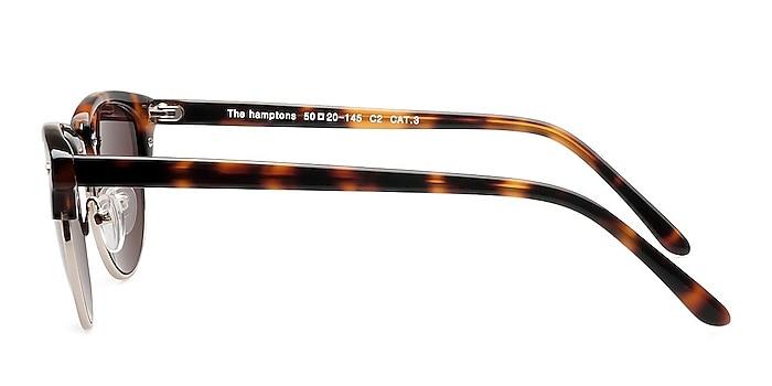 The Hamptons Golden Tortoise Acetate-metal Sunglass Frames from EyeBuyDirect