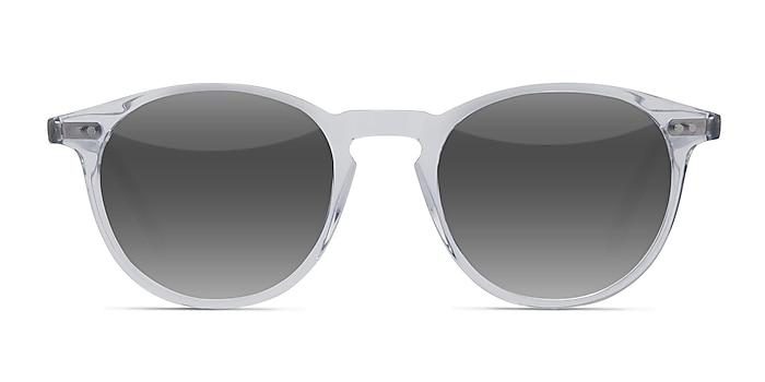 Sun Kyoto Clear Acetate Sunglass Frames from EyeBuyDirect