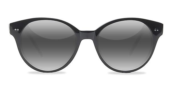 Angie  Black  Acetate Sunglass Frames