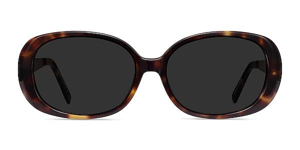 Lauren Tortoise Acetate-metal Sunglass Frames
