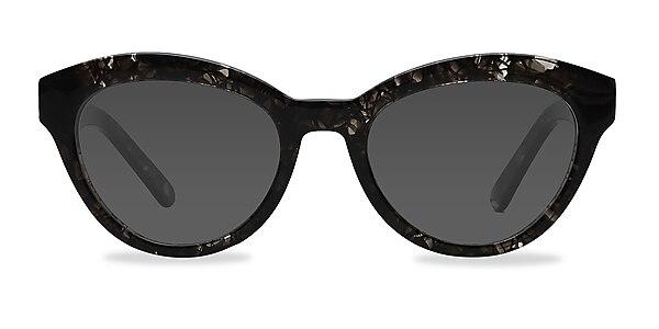Velour Gray Acetate Sunglass Frames