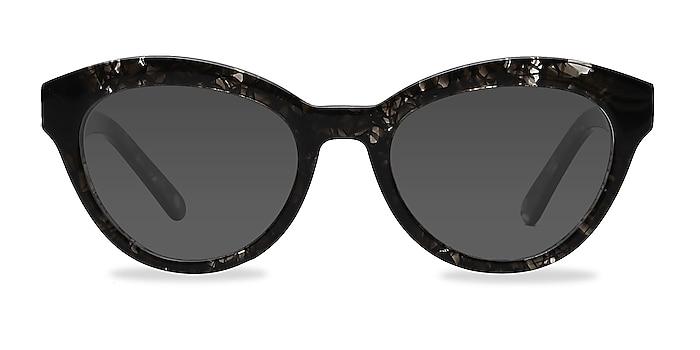 Velour Gray Acetate Sunglass Frames from EyeBuyDirect