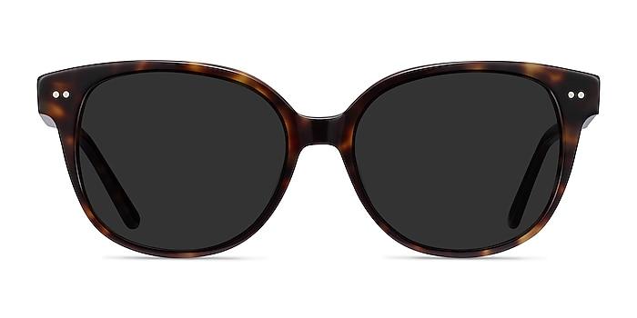 Lune Noire  Tortoise  Acetate Sunglass Frames from EyeBuyDirect