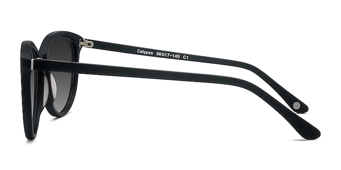 Calypso  Black  Acetate Sunglass Frames from EyeBuyDirect