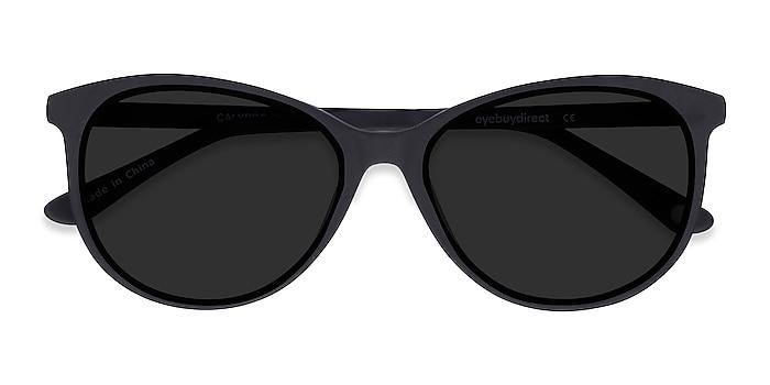 Black  Calypso -  Acetate Sunglasses