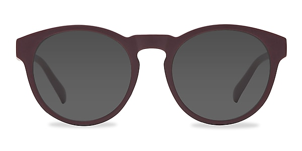 Taylor Marsala Plastic Sunglass Frames