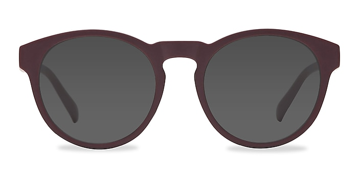 Taylor Marsala Plastic Sunglass Frames from EyeBuyDirect