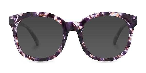 Elena Floral Plastic Sunglass Frames